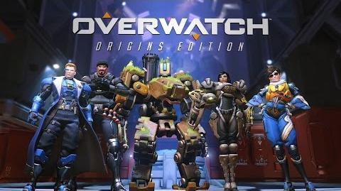 Overwatch Origins Edition Digital Bonuses Preview