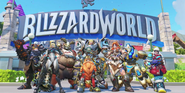 BlizzardWorld - new skins