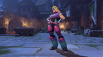 Zarya totally80's