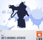Mei's Snowball Offensive