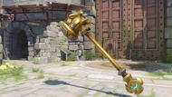 Reinhardt lionhardt golden rockethammer