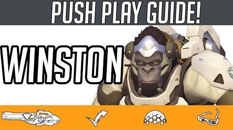 Overwatch Gameplay - Winston Quick Hero Guide Hammeh