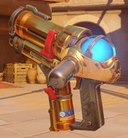 Mei golden endothermicblaster