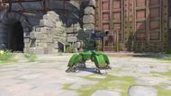 Torbjörn grön turret