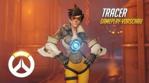 Overwatch Tracer Gameplay-Vorschau (DE)