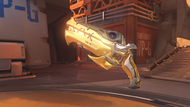 Reaper nevermore golden hellfireshotguns