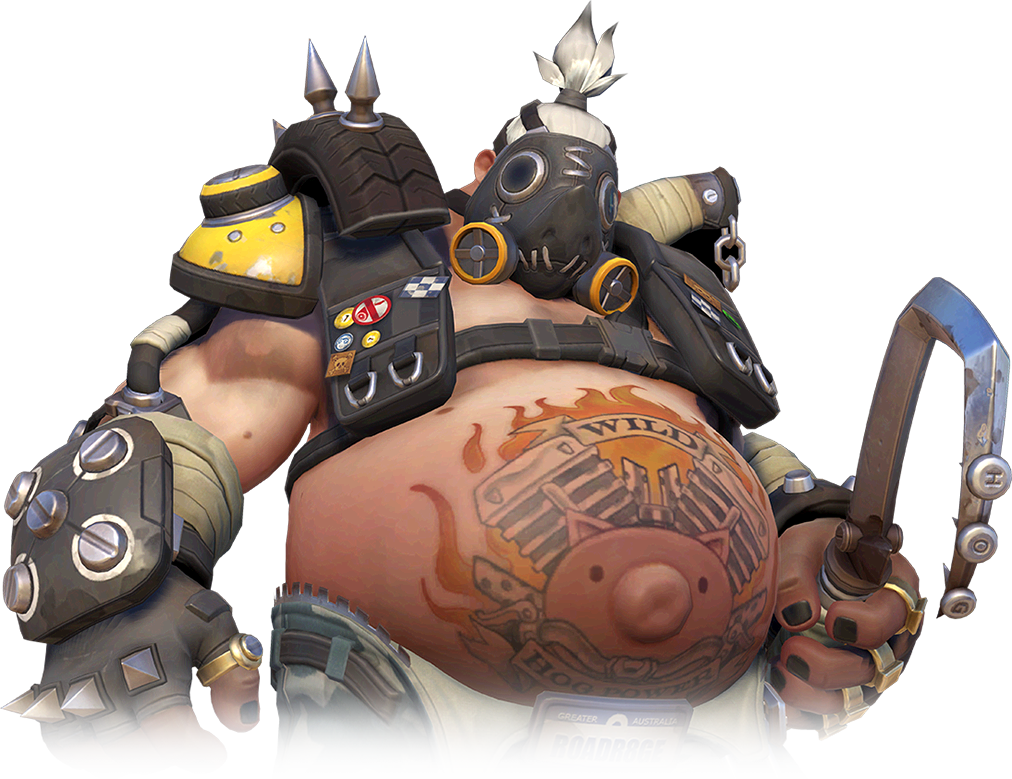 Image result for roadhog overwatch