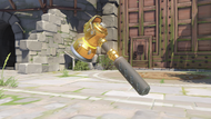 Torbjörn plommon golden forgehammer