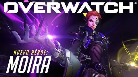 Presentamos a Moira - Nuevo héroe de Overwatch (ES)