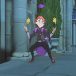 Moira - Trick Or Treat spray - Overwatch