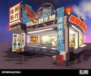 Lijiang conceptart 1