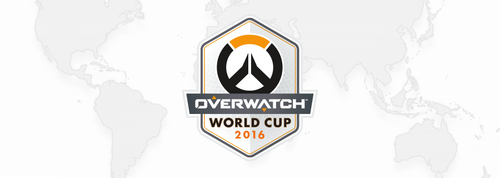Overwatch World Cup Logo