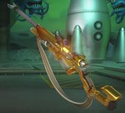 Ana arma dorada