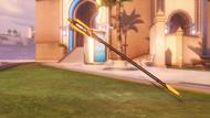 Mercy amber caduceusstaff