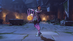 Sombra halloweenterror victorypose pumpkinette