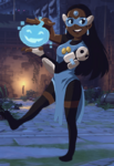 Symmetra Spray - Trick Or Treat