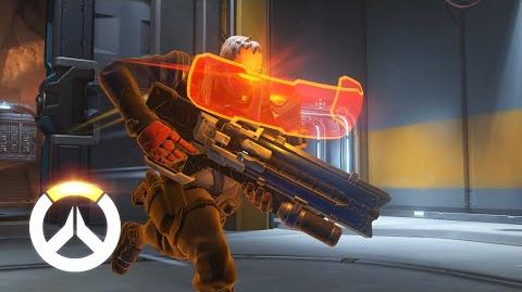Soldier 76 Ability Overview Overwatch