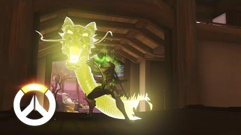 Genji Ability Overview Overwatch