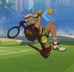 Junkrat Spray - Tennis - Olympics