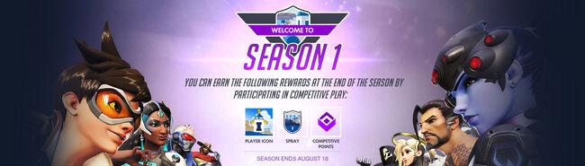 Season 1 banner