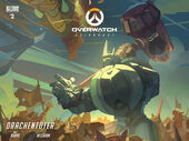 Overwatch Comic Drachentöter