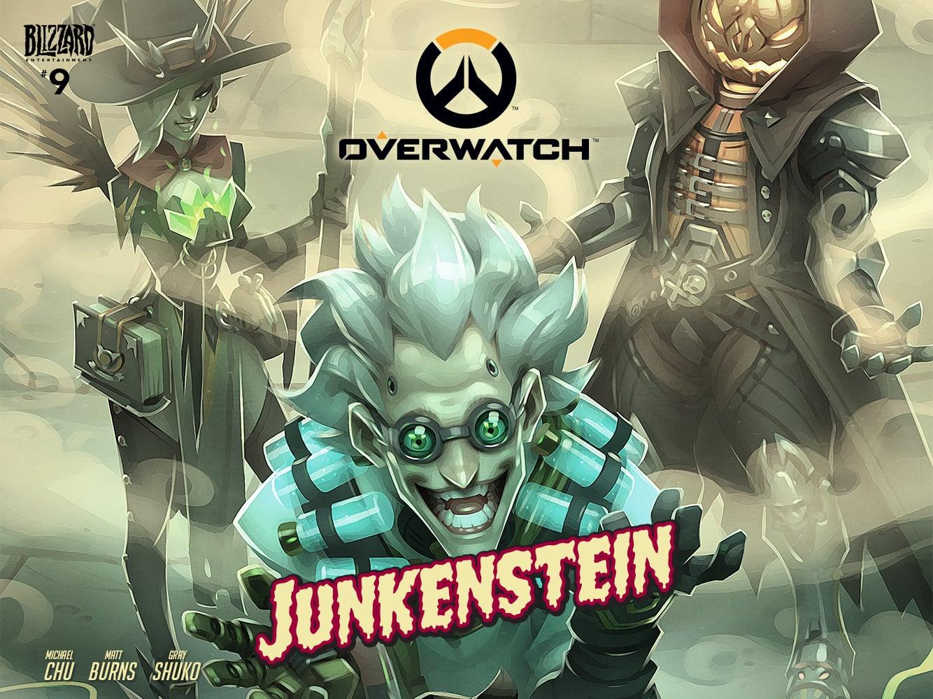 junkenstein revenge