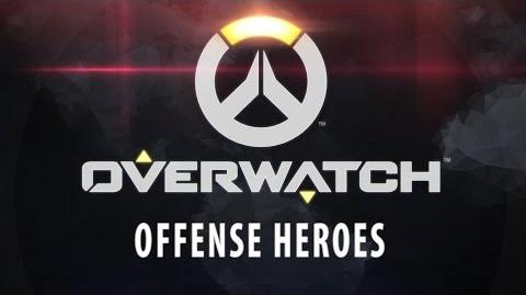 Overwatch Offense Heroes Overview ,Tutorial & All Abilities (Open Beta)