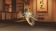 Symmetra hyacinth golden photonprojector