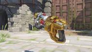 Torbjörn chopper golden rivetgun