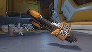 Wrecking Ball horizon quad cannon