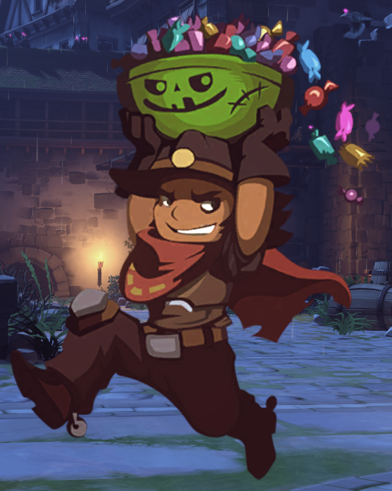 Image - McCree Spray - Trick Or Treat.png | Overwatch Wiki ...