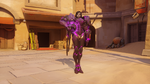 Pharah possessed
