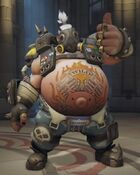 Roadhog Thumbs Up