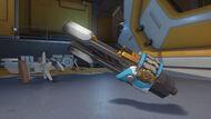 Wrecking Ball lunar quad cannon
