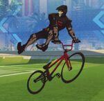 Reaper Spray - BMX - Olympics