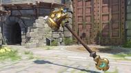Reinhardt lionhardt rockethammer