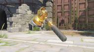 Torbjörn blå golden forgehammer