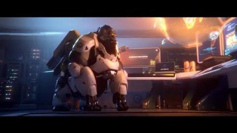 "Corto animado de Overwatch ""Recall"""