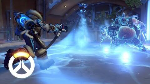 Mei Ability Overview Overwatch