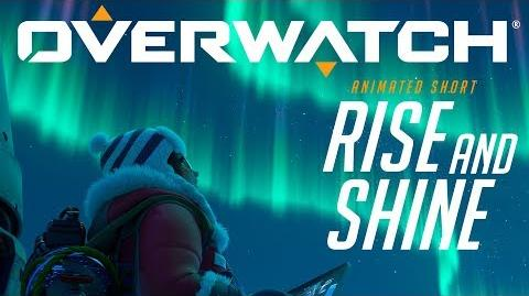 "Overwatch Animated Short ""Rise and Shine"""