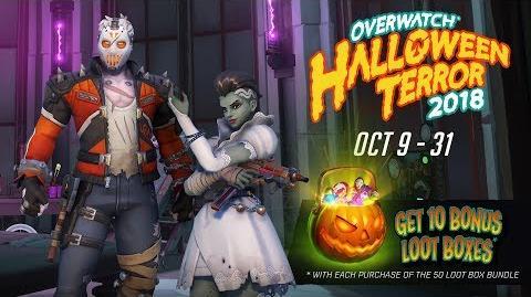 Overwatch Seasonal Event Overwatch Halloween Terror 2018