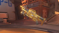 Soldier76 commando76 golden heavypulserifle