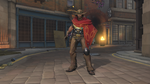 McCree uprising showdown