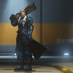 Commander Morrison Skin