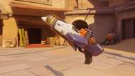 Pharah mechaqueen rocketlauncher
