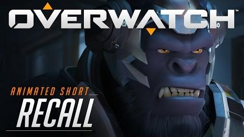 "Overwatch Animated Short ""Recall"""