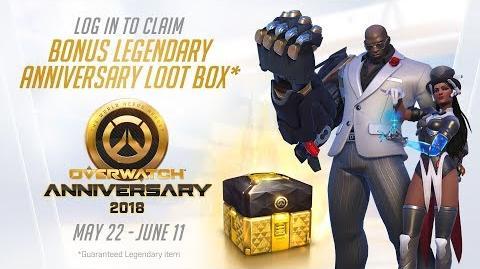 Overwatch Seasonal Event Overwatch Anniversary 2018-0