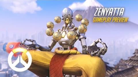 Zenyatta Gameplay Preview