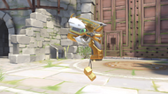 DVa Cruiser Golden Minigun