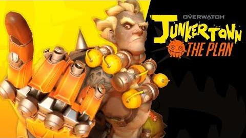 """Junkertown The Plan"" Overwatch"